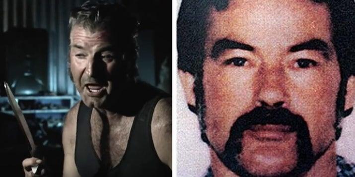 Wolf Creek se basa en los asesinatos de viajeros mochileros perpretados por Ivan Milat y Bradley John Murdoch entre 1989 y 1993 en Australia. En la vida real, fueron descubiertos los cuerpos de siete mochileros en el Parque Estatal de Belanglo y en la película, un grupo de mochileros se enfrenta cara a cara con un asesino desquiciado.—r4614