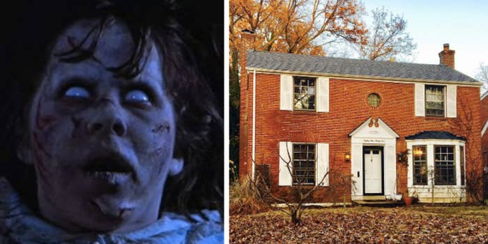 The 1949 St. Louis exorcism of a boy named Roland Doe inspired what is now one of the top 10 highest-grossing movies of all time. Except unlike the film, the real exorcism took several months to complete. MONTHS, folks!!—Tracy Adams Messenger, Facebook
