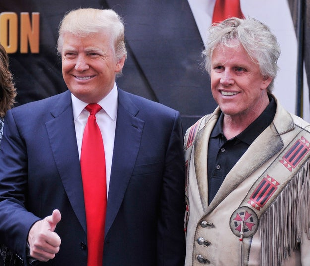 Nominate Gary Busey to be the next Supreme Court justice.