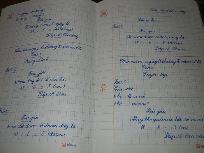 22 Examples Of Penmanship So Perfect You'll Be Like Oooh