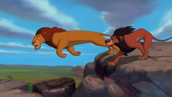 For Anyone Whos Still Not Over Mufasas Death In The Lion