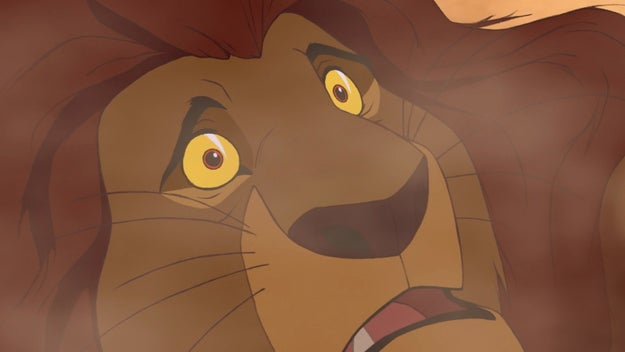 And then Mufasa looks at his brother with so much pain in his eyes it is literally making me tear up just thinking about it. He is SO GOOD and SO PURE and his whole world is shattered because in this moment he's just been betrayed by his BLOOD RELATIVE.