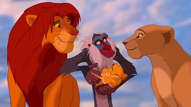 Simba goes home, he defeats Scar, bla bla bla. And then we're right back where we started because THIS IS THE CIRCLE OF LIFE, DAMNIT...