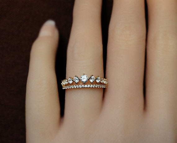 Buzzfeed 7 Rings: 31 Incredibly Gorgeous Engagement Rings That No One Else