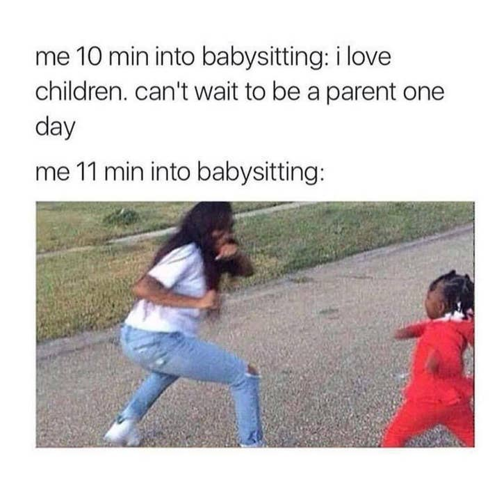 Here Are Memes For Anyone Who Dislikes Children Youre Welcome - 17 memes youd definitely send your dog if you could