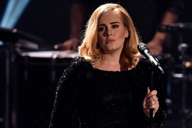 Adele was discovered by her record label, XL, after she uploaded three demos onto her Myspace page.