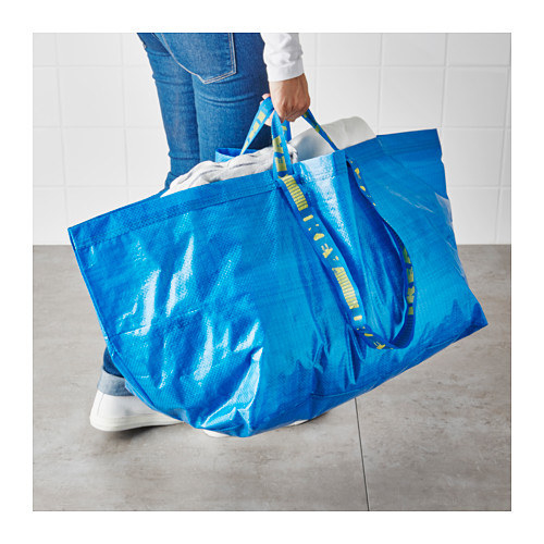 22 Better Uses For Ikea S Iconic Blue Shopping Bag
