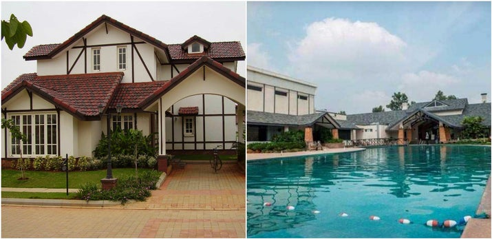 Location: Whitefield• 3 BHK villa• 2,000 sqft• Amenities include a private terrace, swimming pool, jogging track, gymnasium