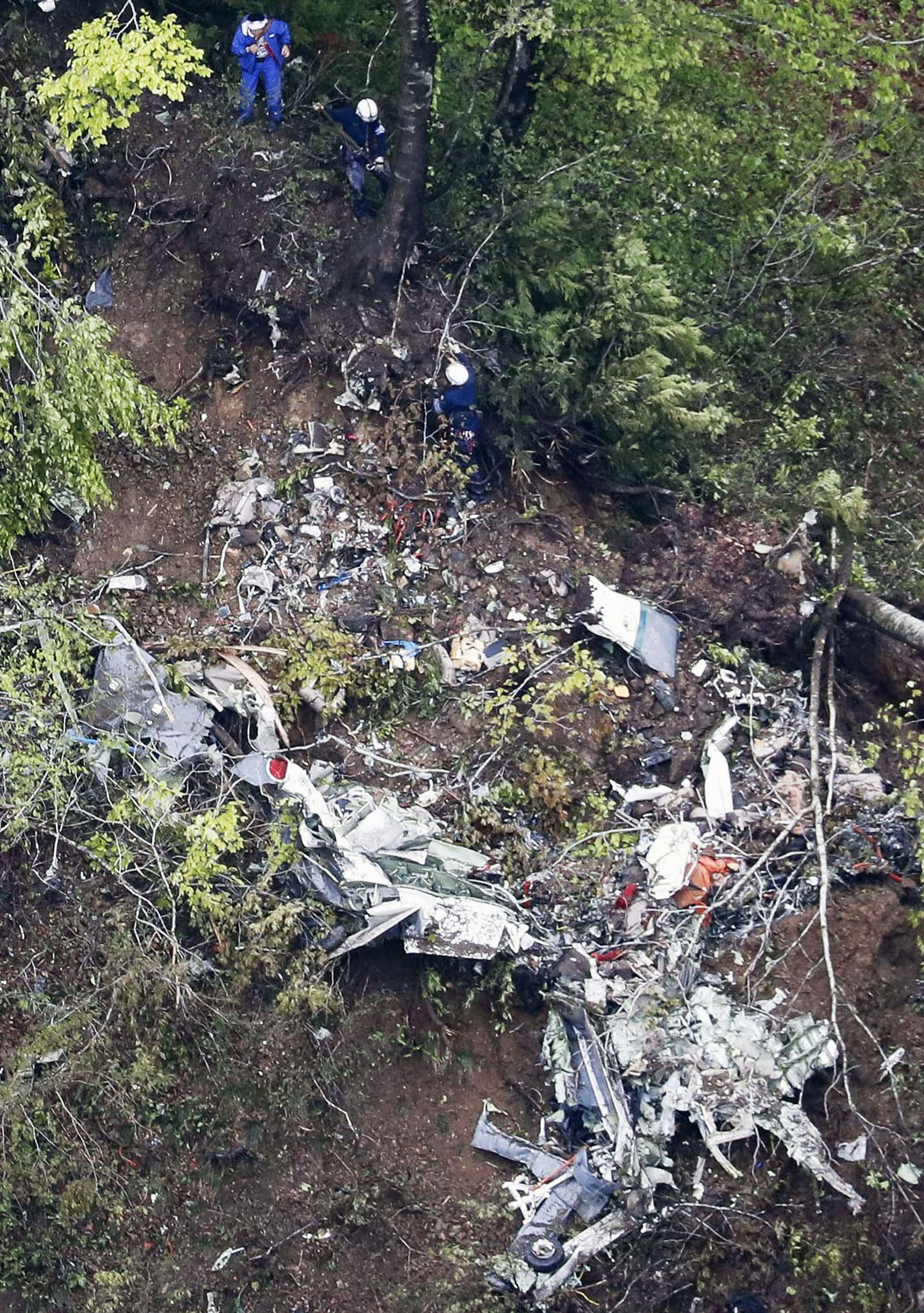 災害派遣中に起きた墜落事故。自衛隊で一番多い派遣任務、知っていますか?