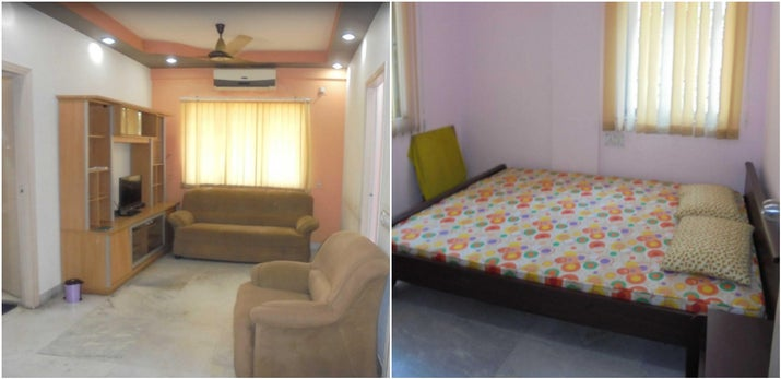 Location: Durgapur Bridge• 2 BHK • 1,000 sqft