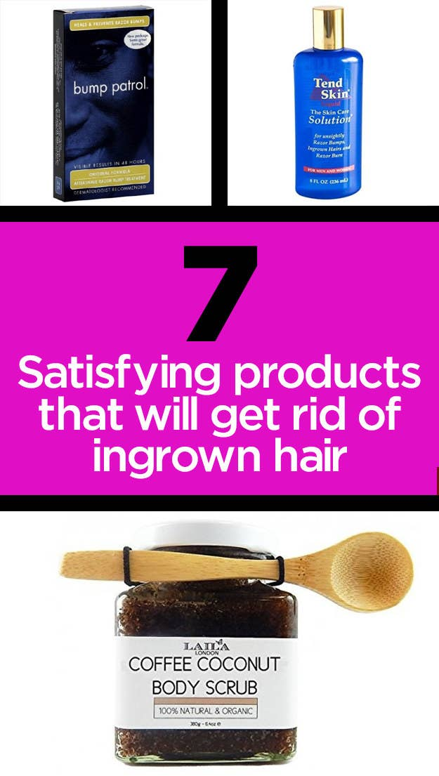 7 Gross But Satisfying Products That Will Get Rid Of Ingrown
