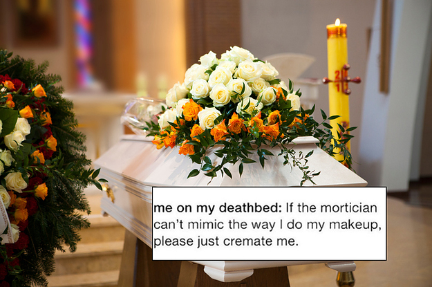 19 Things Funeral Directors Want You To Know