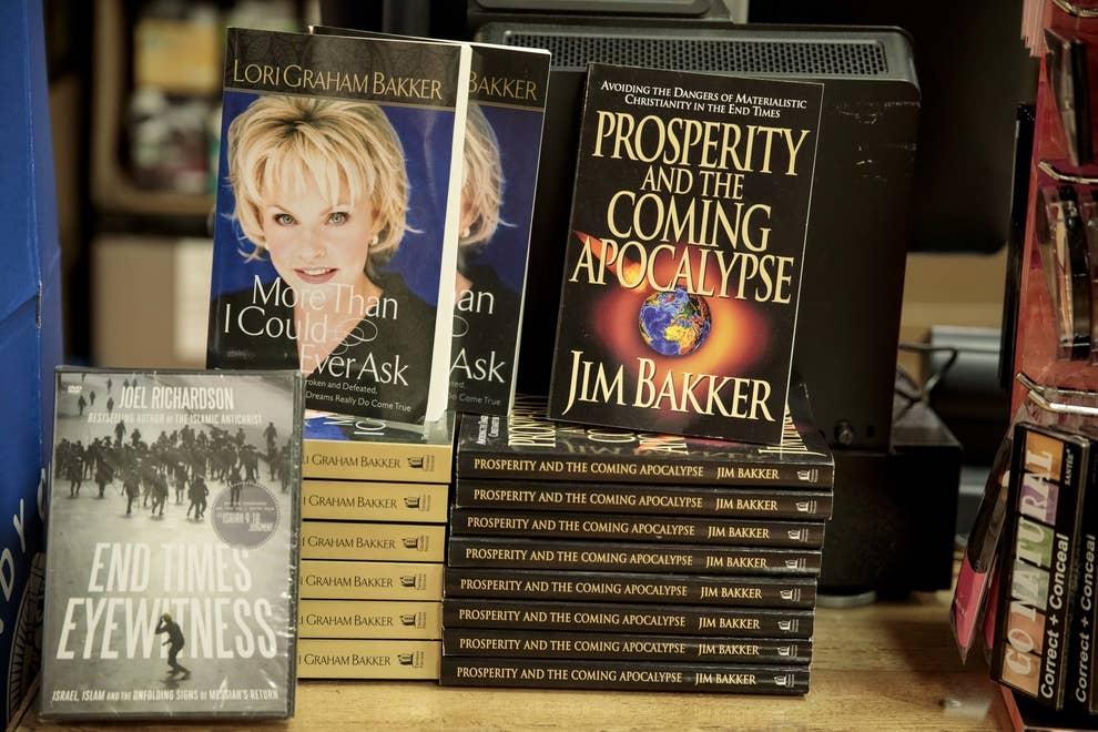 The Second Coming Of Televangelist Jim Bakker