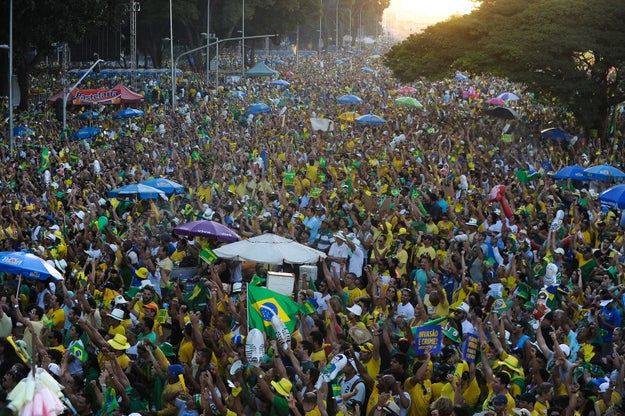 Here's what brought Brazil's government to take that extreme step: