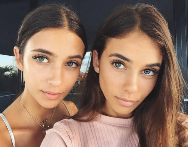 Female asian twins — photo 14