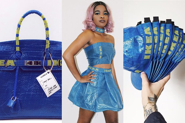 819c63bc0d7 22 Better Uses For Ikea s Iconic Blue Shopping Bag