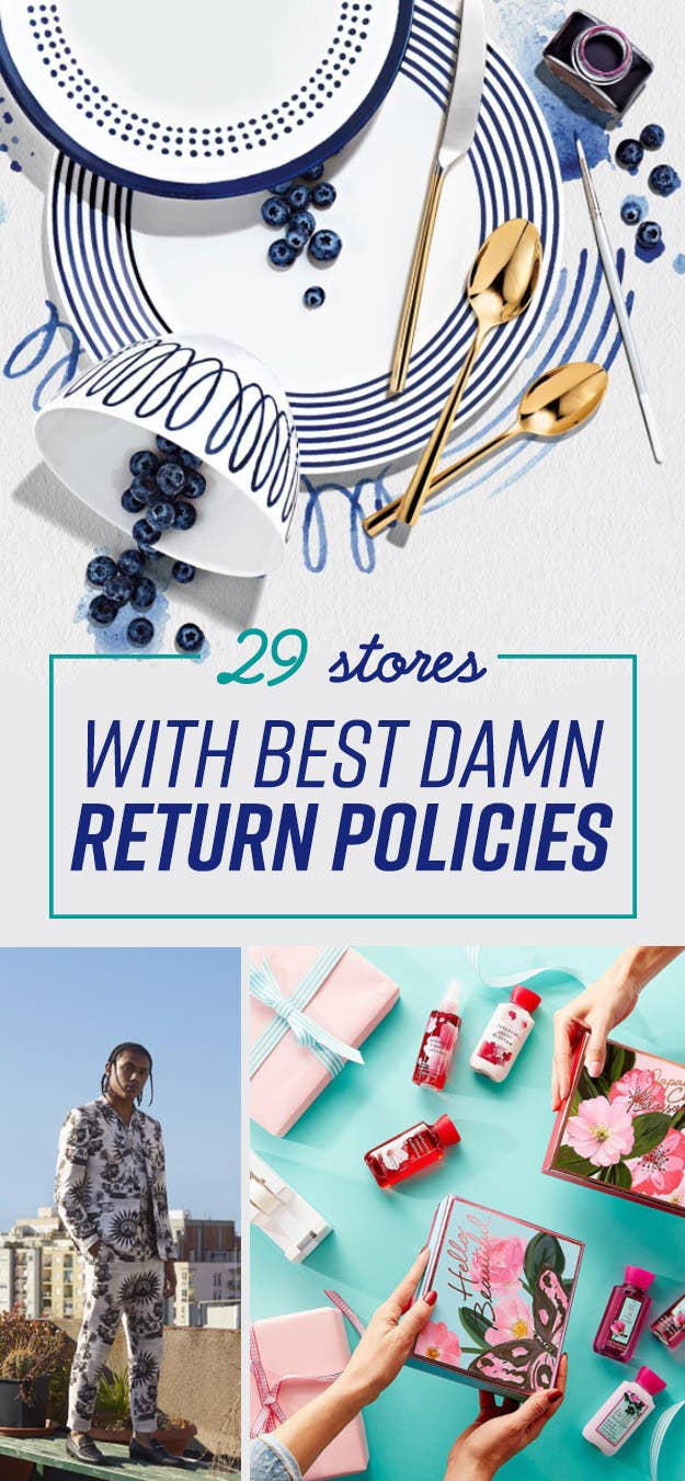 29 Stores With The Best Return Policies