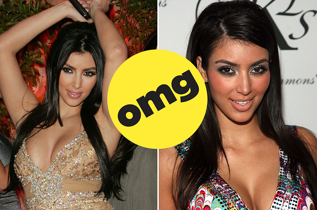 """These Pictures Of The Kardashians From 2007 Will Make You Say """"They Dressed Like That?!"""""""