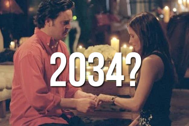 This Love Test Will Reveal The Exact Age You'll Get Married