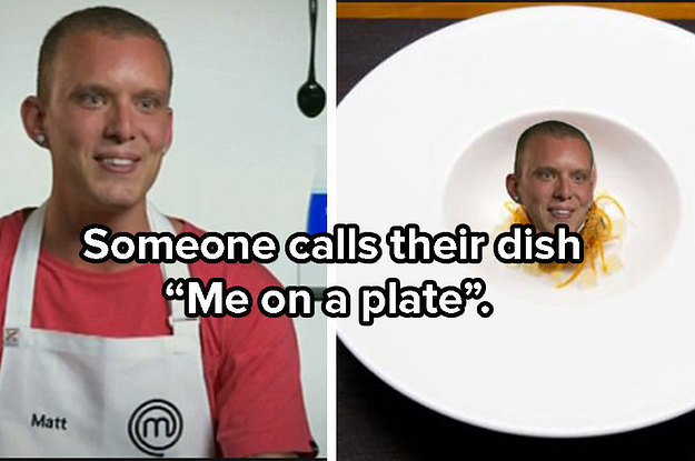 """18 Things That 100% Happen On Every Single Episode Of """"MasterChef"""""""