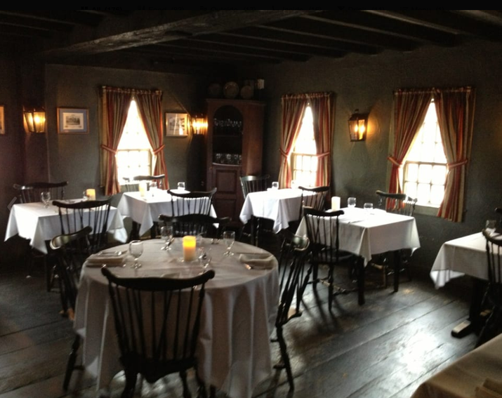 'So rumor has it that this spot is the oldest tavern in the United States. Rumor also has it that this tavern is haunted. Without a doubt, this was one of my favorite stops in Newport... even if I didn't see a ghost.' —Yelper Jeff C.
