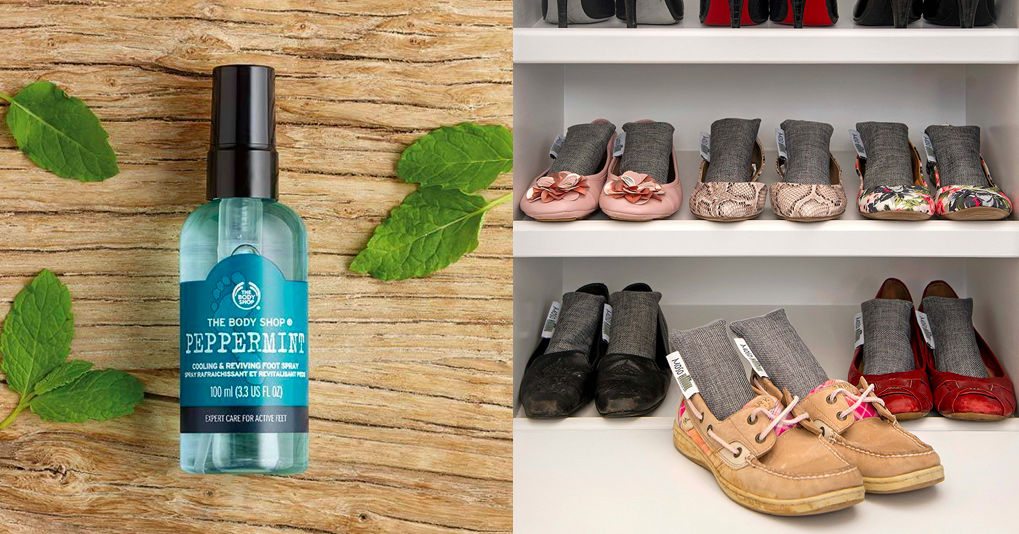 73c516e4e536 24 Life-Changing Products For People With Sweaty Feet
