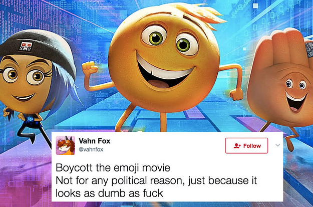"People Are Baffled, And Even Upset, By The Sheer Existence Of ""The Emoji Movie"""