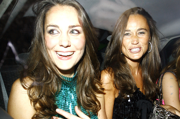 Are You More Kate Or Pippa Middldeton?
