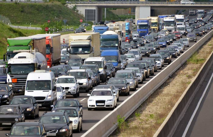 17 Reasons The Germans Are Better At Traffic Jams Than We Are
