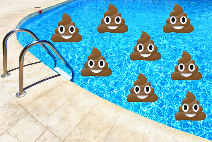 Here To Spoil All The Fun: A New Report That Basically Found Out Pools Are  Full Of Diarrhea.