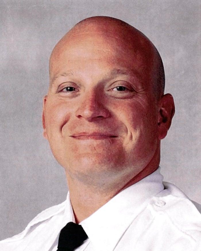 Officer Bryan Mason