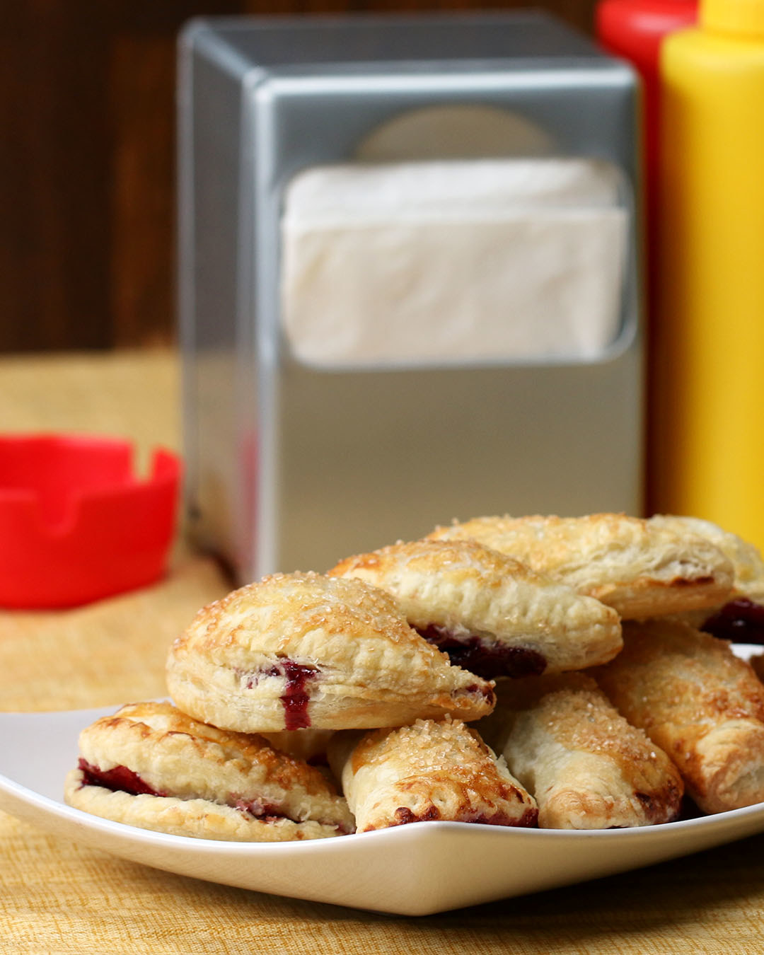 Take A Bite Of Summer With These Cherry Hand Pies