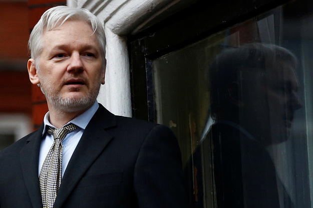 Swedish Prosecutors Have Dropped The Julian Assange Rape Investigation