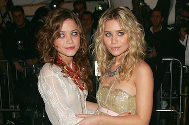 Mary kate and ashley bukkake