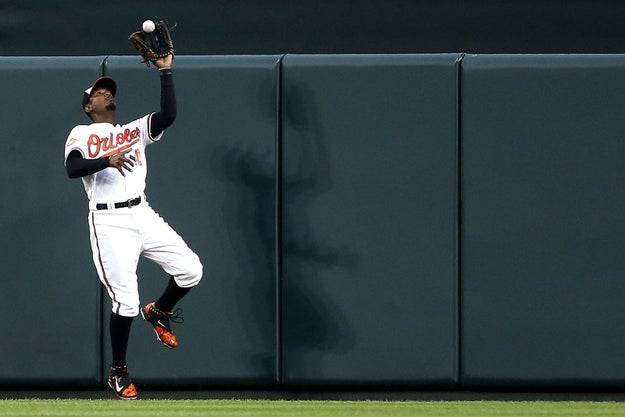A Baltimore Orioles Player Says He Was Called The N-Word By Boston Red Sox Fans