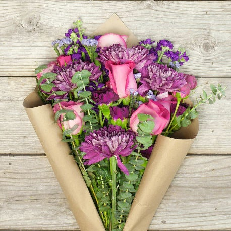 Enter promo code MOM20 at checkout.Get the flowers here.