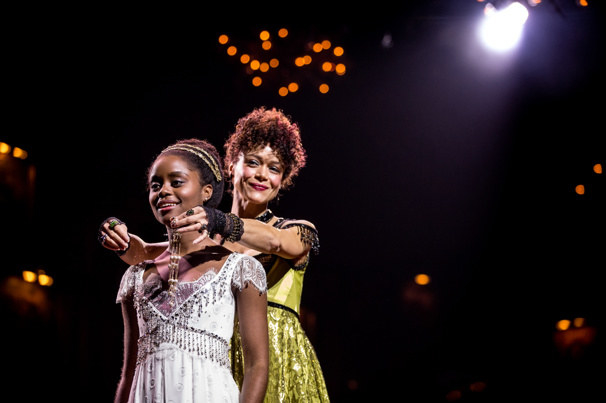 Amber Gray, Natasha, Pierre & The Great Comet of 1812
