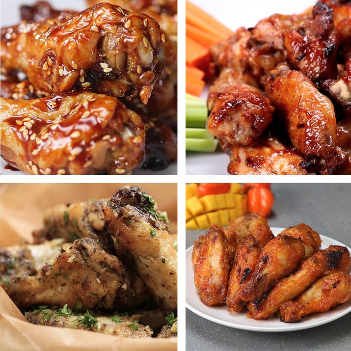 Learn how to make chicken wings 7 different ways forumfinder Image collections