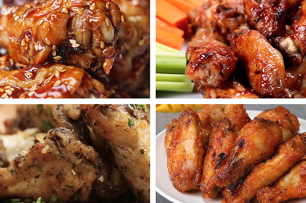 Learn how to make chicken wings 7 different ways forumfinder Images