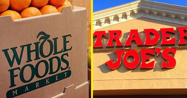 Trader Joes Or Whole Foods Person Quiz