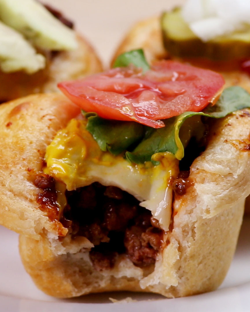 Is There Anything Better Than Bite-Sized Cheeseburger Cups?