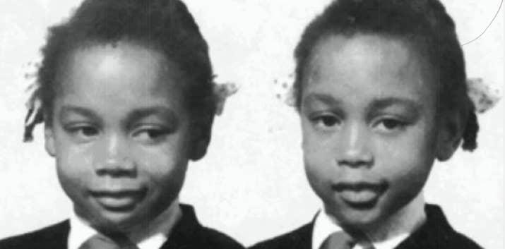 June y Jennifer Gibbons eran hermanas gemelas de Barbados que se mudaron a Gales a una corta edad. Al ser las únicas niñas negras de la escuela, eran hostigadas y excluidas por los demás niños, lo que las traumatizó. Las dos se desconectaron del resto, y se rehusaban a hablar con otras personas, desarrollando eventualmente un idioma que solo ellas podían entender. Tras cometer una variedad de crímenes, fueron ingresadas en un hospital psiquiátrico de alta seguridad. Las niñas acordaron que si una de ellas moría, la otra debía comenzar a hablar y llevar una vida normal. Jennifer murió en 1993 a la edad de 29 años. June habló acerca de la muerte de su hermana; 'Soy libre al fin, estoy liberada, y al final Jennifer dio su vida por mí'. June lleva una vida tranquila en el oeste de Gales cerca de sus padres.