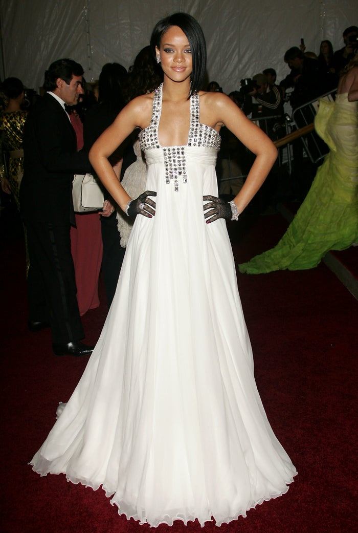 "The theme for 2007's Met Gala was ""Poiret: King of Fashion""."
