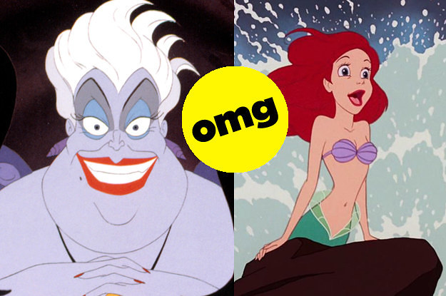 15 Crazy Little Details In The Little Mermaid You Definitely Never