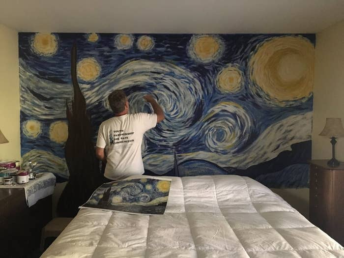 This Dad Painted \