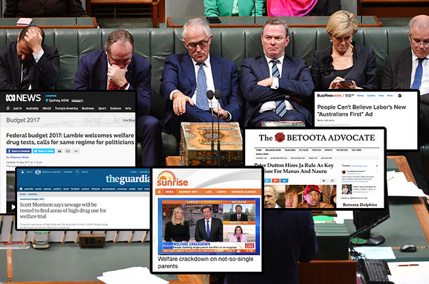 buzzfeed.com - 7 Important Lessons From Australia's News Coverage Of The Budget