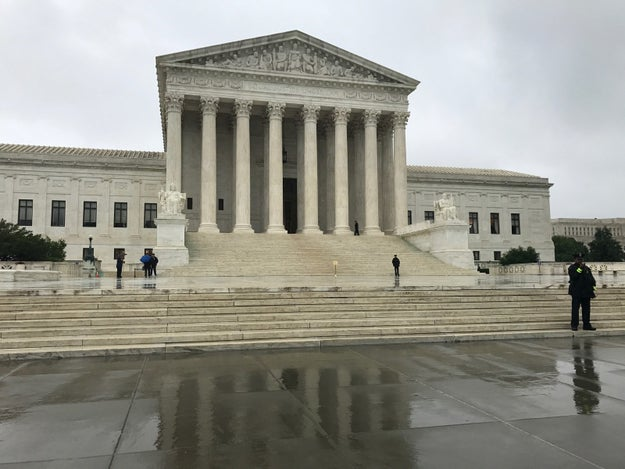 Supreme Court Says Race Was Improperly Used In Creating North Carolina Congressional Districts