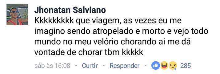 Viva o brasileiro.