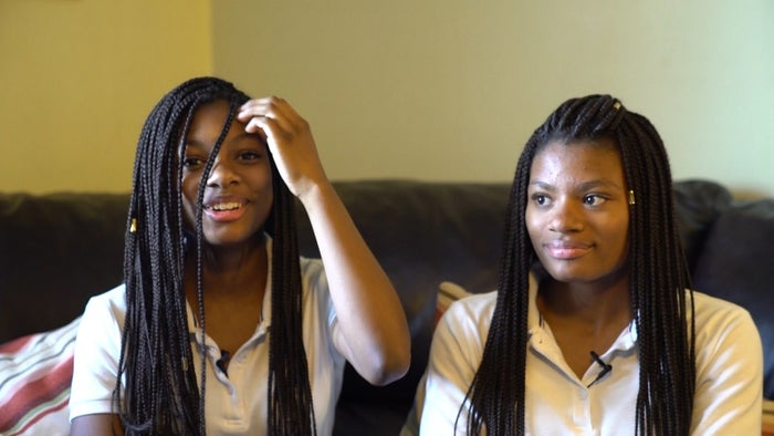 After their third infraction, the twins were barred from attending school activities, their mom, Colleen Murphy-Cook, told BuzzFeed News.