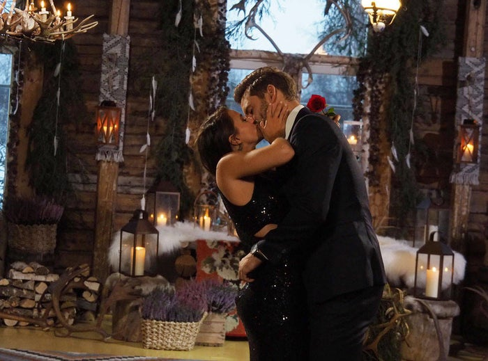 The Bachelor was the only show on network television to grow this season.